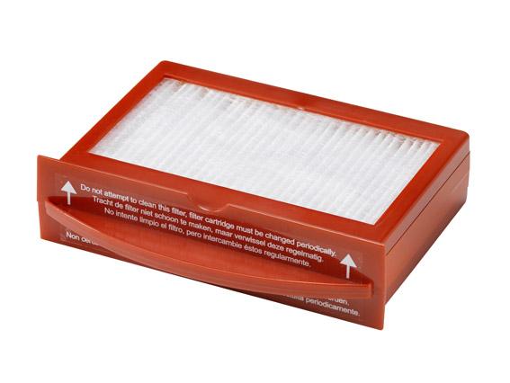 HEPA Filter Cassette ISO 7 red