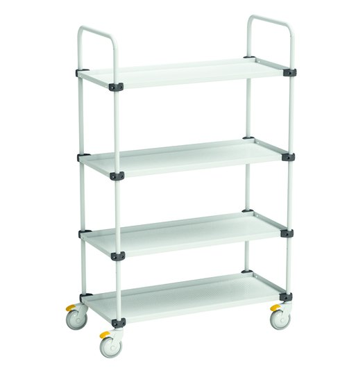 ESD Reel-stand Trolley