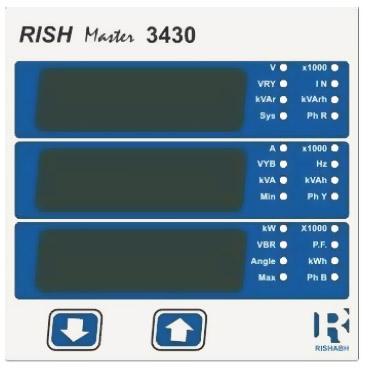 Rishmaster-3430 3 phase