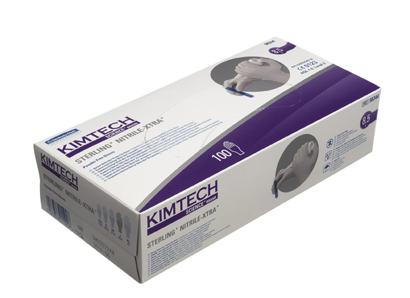 Kimtech Stering XTRA Nitrile glove