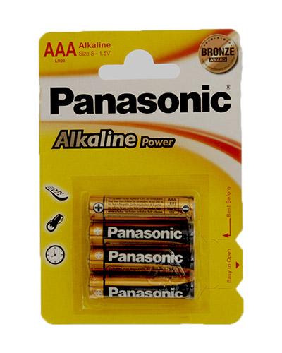 Panasonic Powerline AAA 4tk/pk