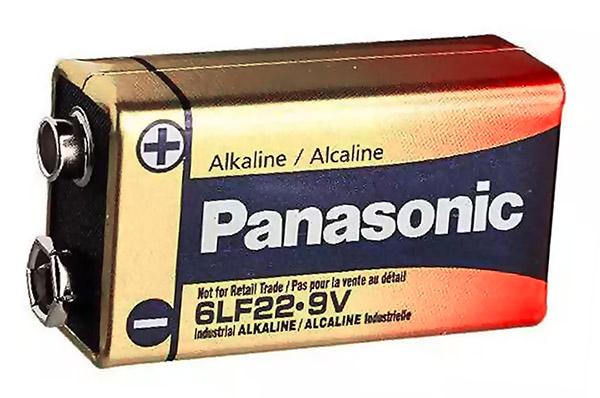 Paristo Panasonic Standard Power 9V