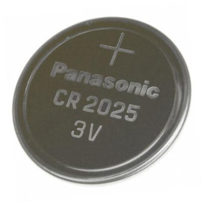 Panasonic CR2025 3V Lit.165mAh 2kpl