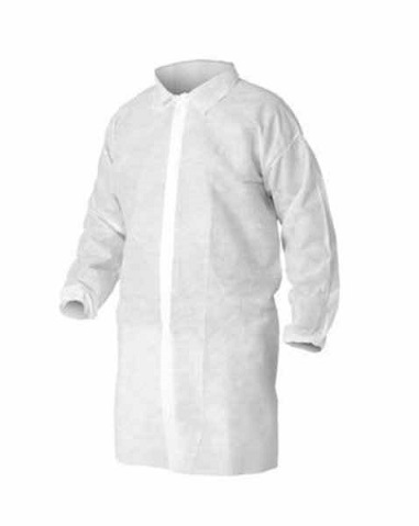 Kleenguard*A10 Visitor coat/M/5pcs