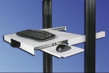 Mounting brackets of mouse platform