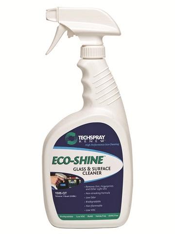 Eco-Shine™ Glass & Surf.Clean 950ml