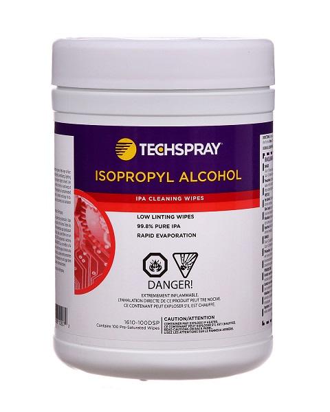Isopropyl alcohol wipes 100 pcs