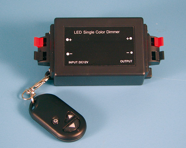 DIMMER remotecontrolled 1-key