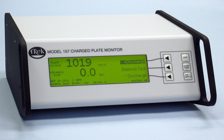 Trek Charged Plate Monitor/bar code