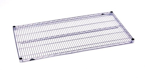 "Super Erecta wire shelves 24""x30"""