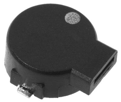 Piezo buzzer SMD tape&reel