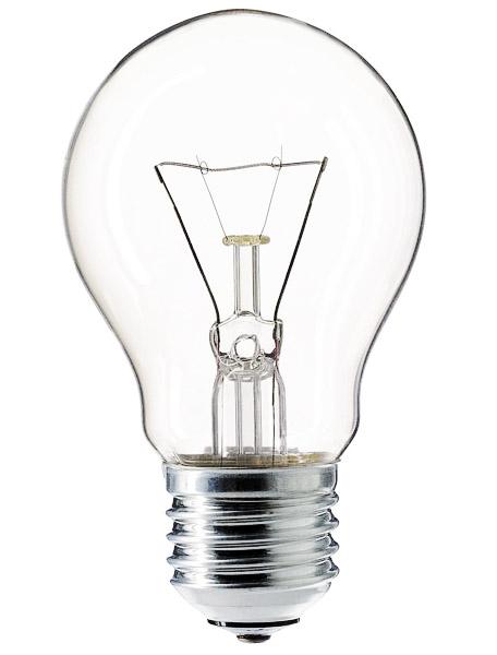 Lamp E-27 60x105mm 240V 7W