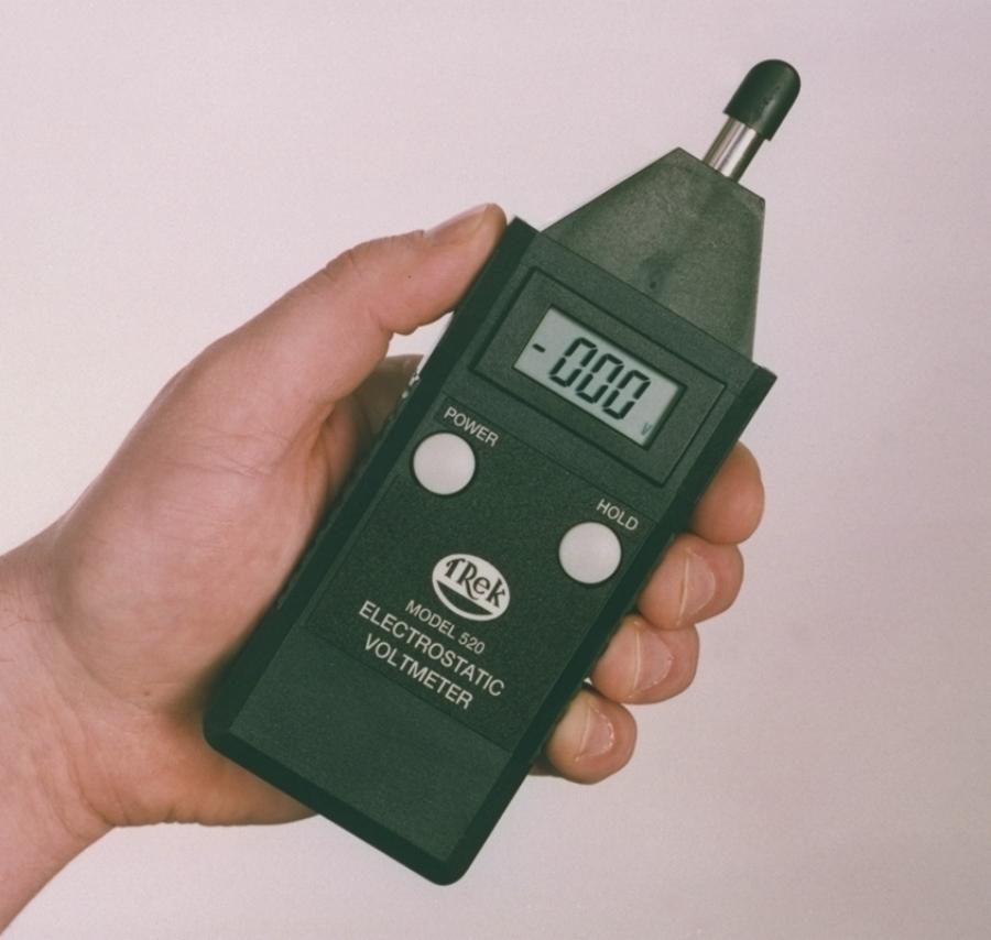 Trek Electrostat Voltmeter +/-2kV