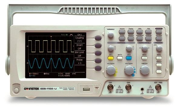 GDS-1052U(CE) Oscilloscope