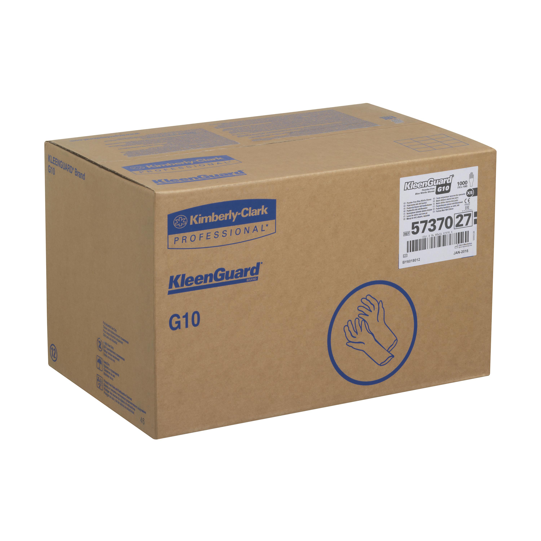 KLEENGUARD* G10 Blue Nitrile Glove