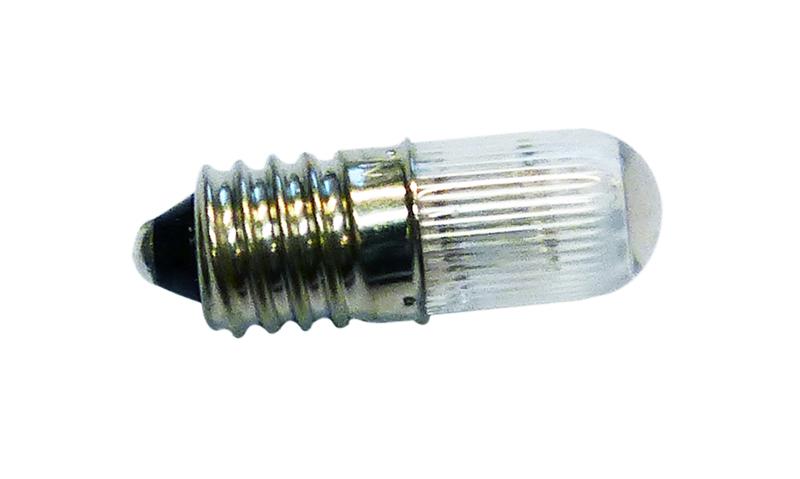 Neon E-10 10x25 230V PVC NE23220PC