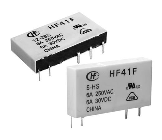 Relay 24VDC 1H 240VAC/6A