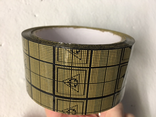 Conductive grid tape 48mm/33m