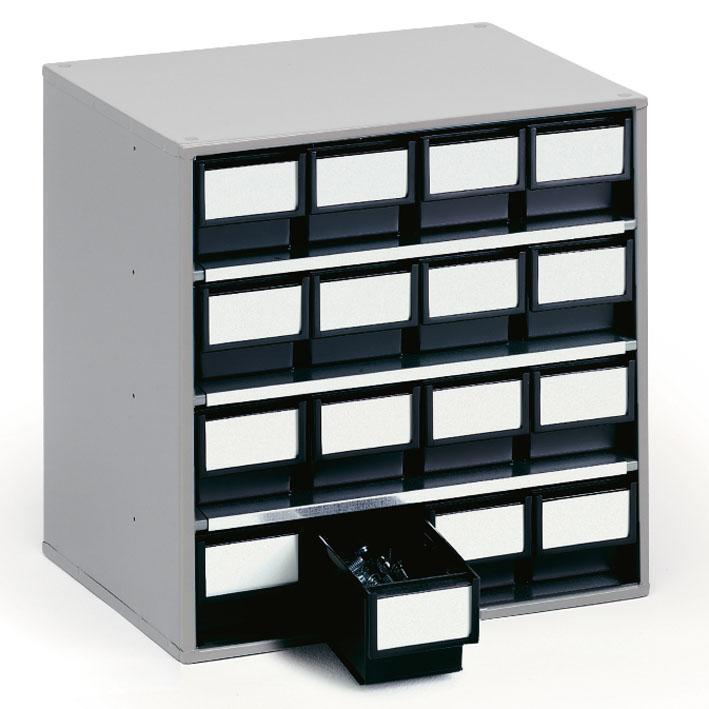 Storage bin cabinet series 300