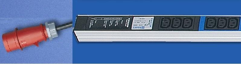 TriplePower 6x IEC320-C19 400V/16A