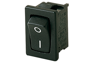 Rocker switch RoHS compliant