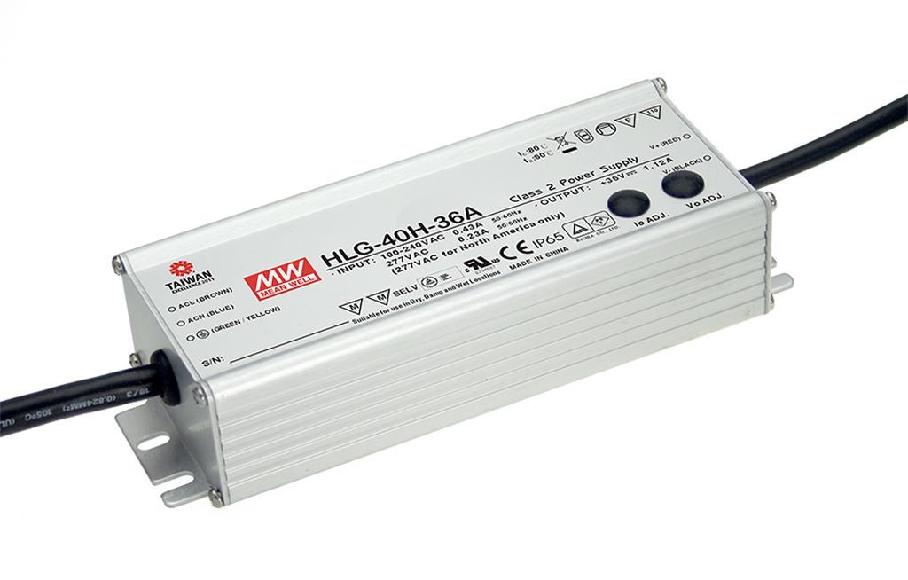 90-305VAC/12VDC, 3,33A