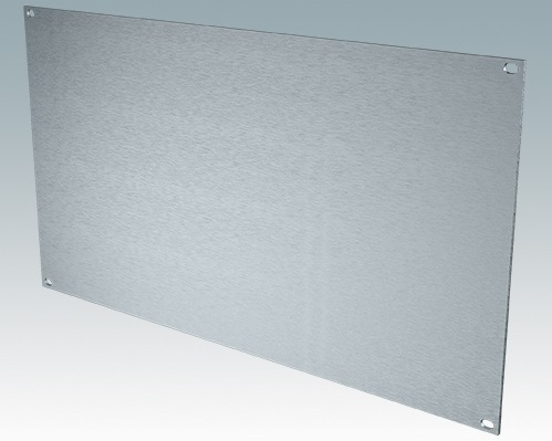 """19"""" Front panel  6U anodized"""