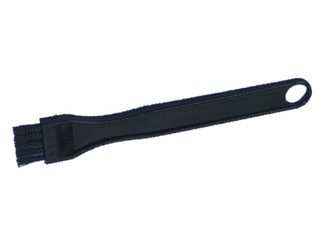 ESD pintsel 25x2mm, harjas 15mm