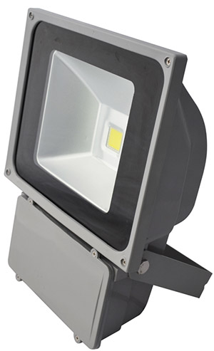 LED Floodlight 100-240V 56W AC CW