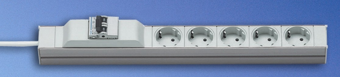 DI-Strip Protector LS 5sockets