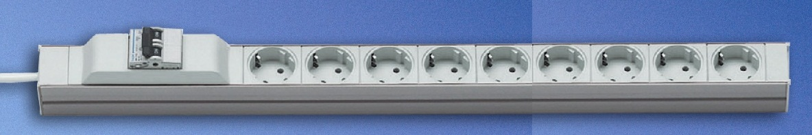 Socket strip 9 + LS