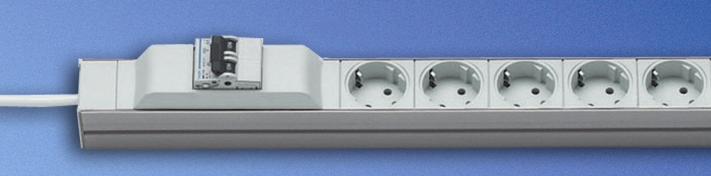 Socket strip prot LS 13sockets