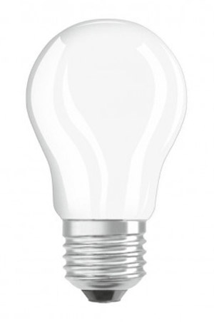 Lamp E-27 60x108mm 12V 25W frosted