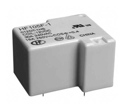 Relay 24VDC 1H 240VAC/30A