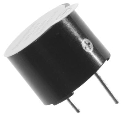 Electronic buzzer 12V RoHS complian