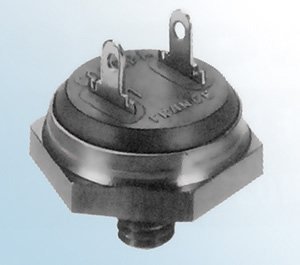 Thermostat 40°C open M4 stud RoHS