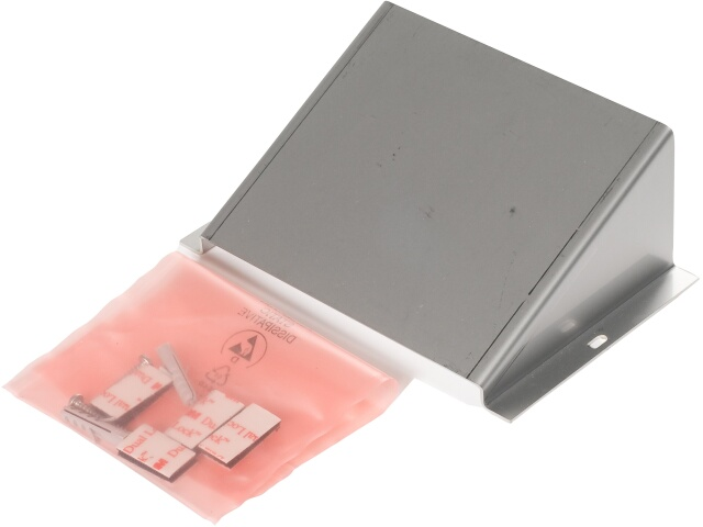 Wall mounting plate for PGT120