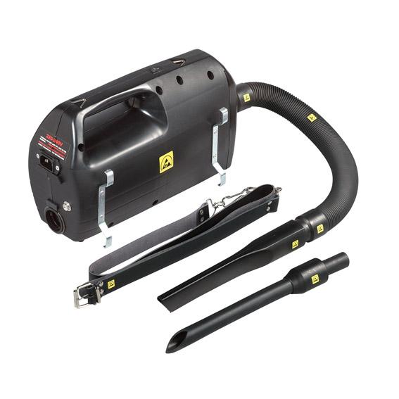 Muntz EPA BlowVac w cable braket