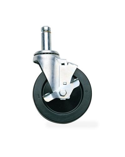 Stem Castor with brake