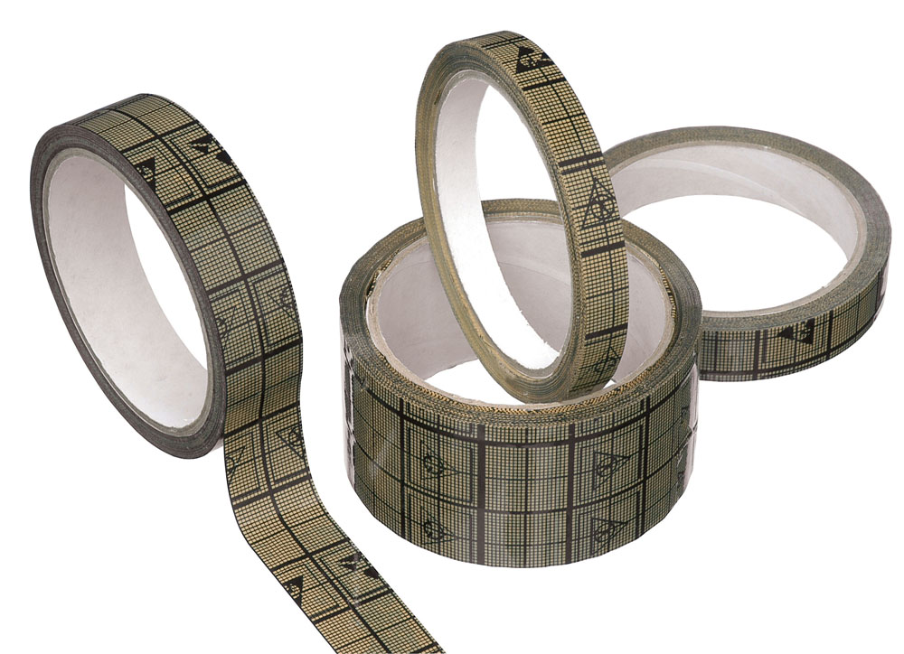 Tape,Conductive, Grid 12mmx33m