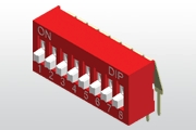 Dip-switch RoHS compliant