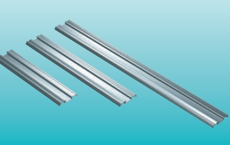 Rack profile rail 256mm