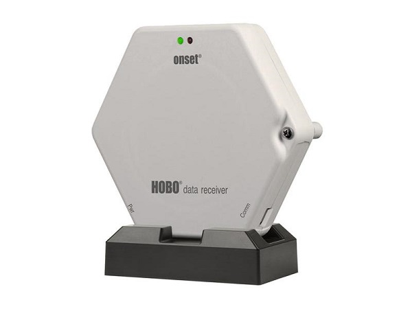 Indoor Wireless Data Node Receiver