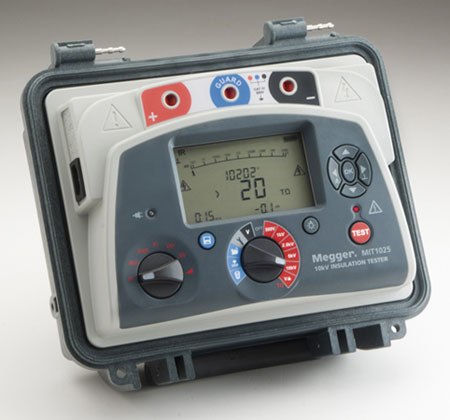 Megger Insulation tester 1001-945