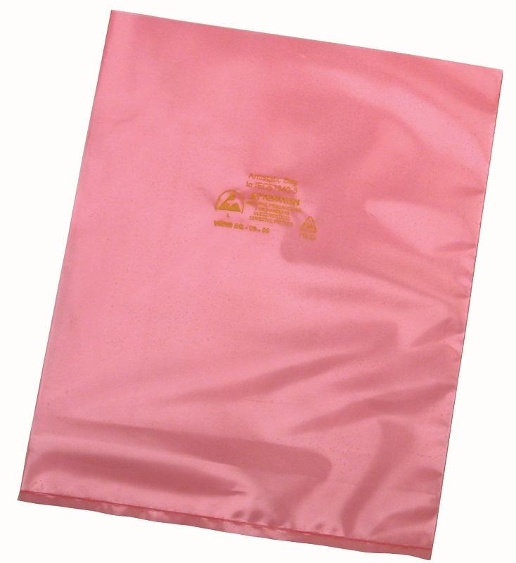Antistat.kott 450x450mm, sulgurita