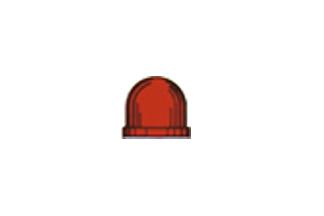 Colorcap red ZSILICT134R