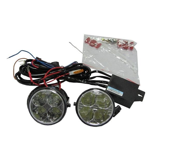 LED-päevasõidutuli, 11,4W, ümmargun
