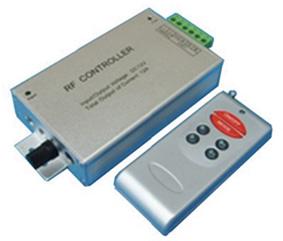 RGB controller audio input