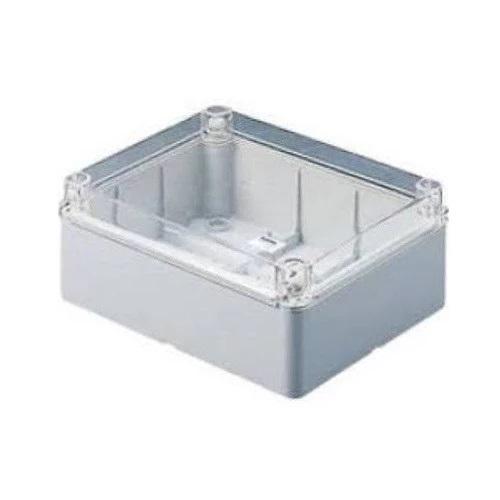 transparent lid IP56 240x190x90