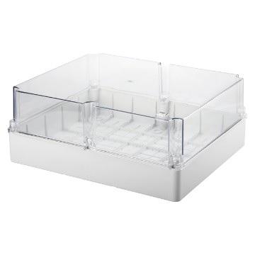 transparent lid IP56 460x380x180
